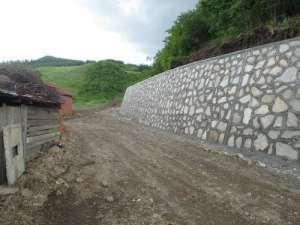 2015年汪清县鸡冠乡太安村太安小学后山崩塌ballbetapp治理工程
