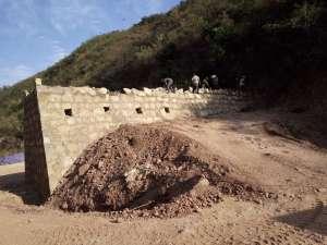 云南省南涧县城泥石流灾害治理工程